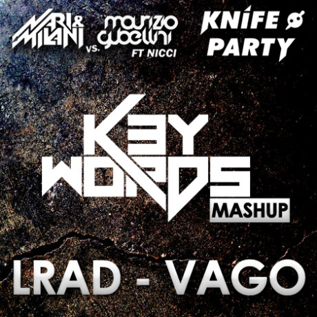 Nari & Milani Vs Maurizio Gubellini Ft. Nicci Vs. Knife Party – LRAD is VAGO (k3ywords bootleg 2013)