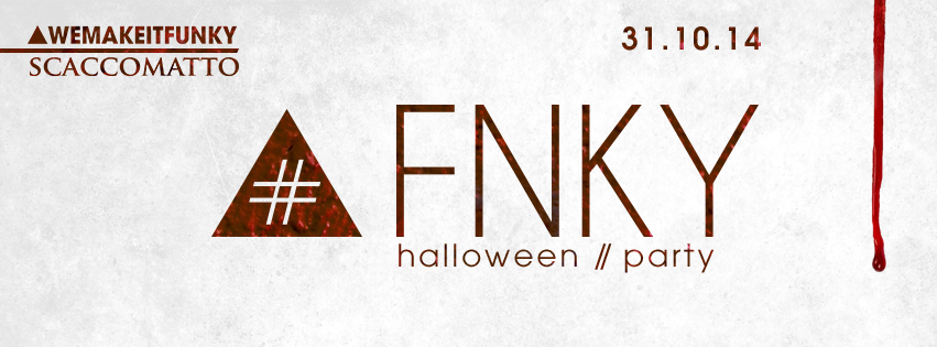#FNKY // HALLOWEEN PARTY