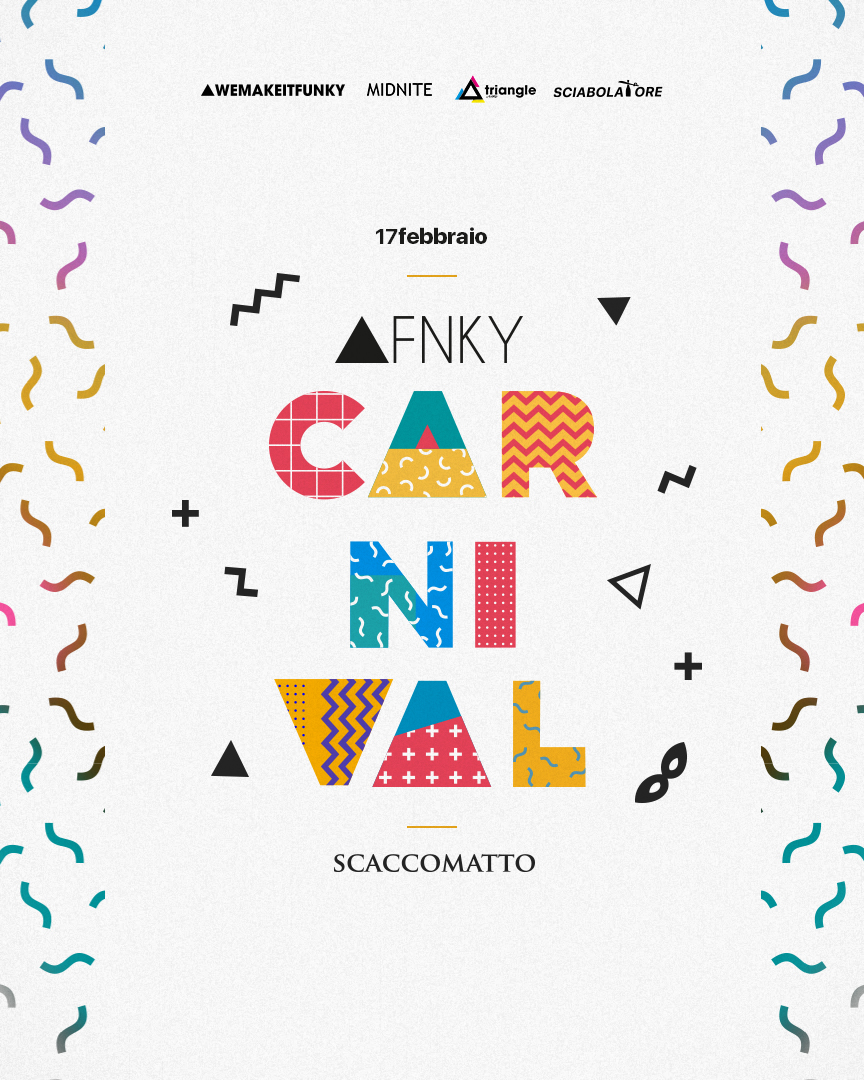 CARNEVALE FNKY